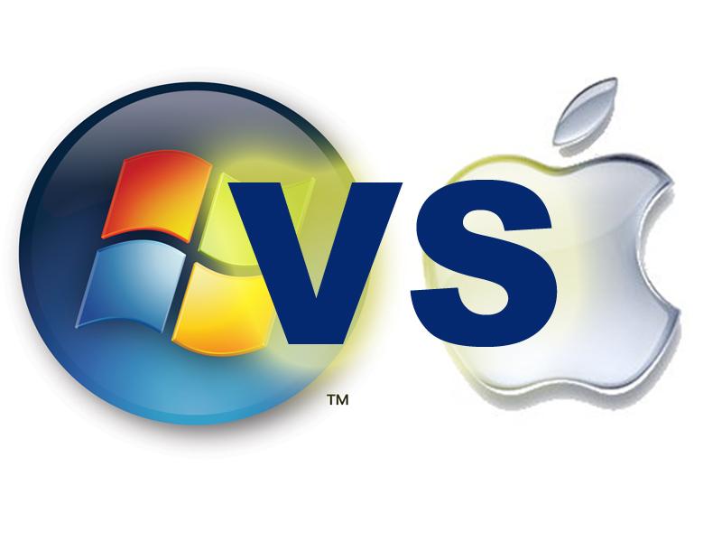 Apple iOS и Windows Phone