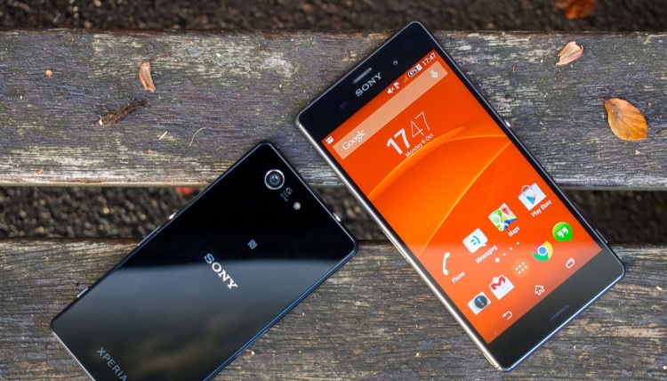 Xperia Z4 Compact обзор