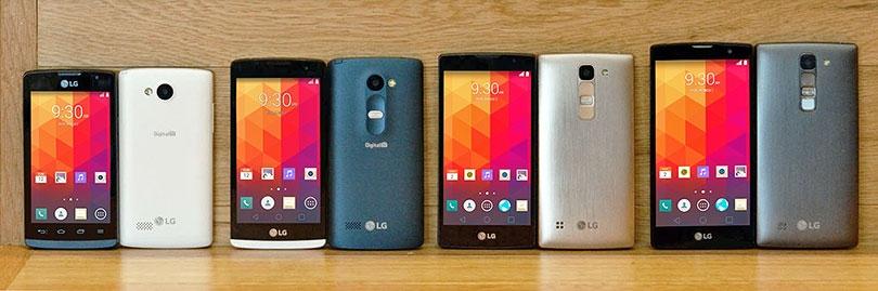 чехлы для телефонов LG