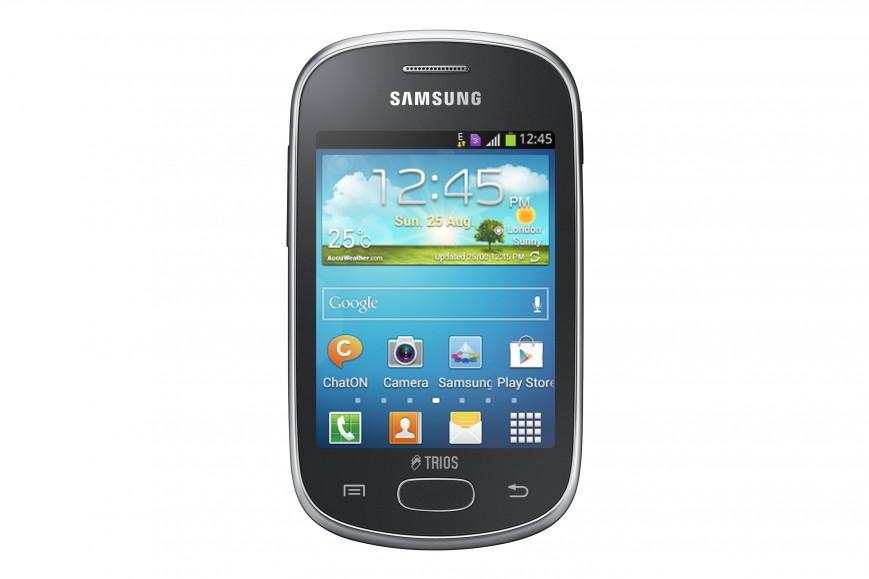 оригинальные аксессуары для Samsung Galaxy Star Trios