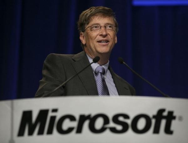 Билл Гейтс и его история