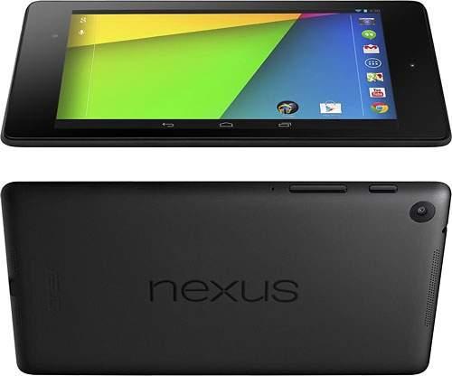 кожаный чехол для ASUS Google Nexus 7 2-го поколения