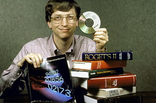 биография Билл Гейтса