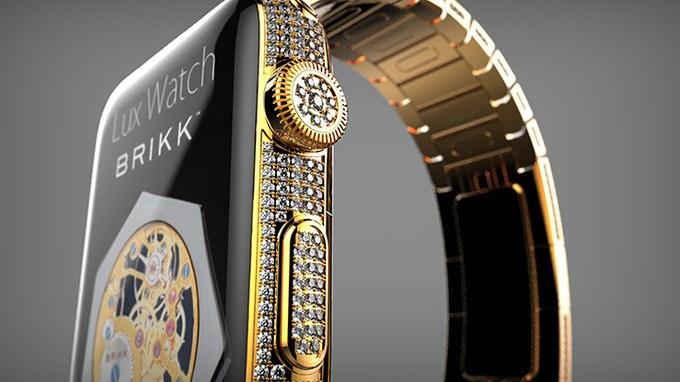 Lux Watch Omni в бриллиантах
