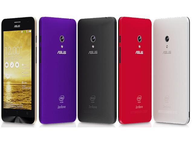 Zenfone 5 - самый популярный смартфон в Японии