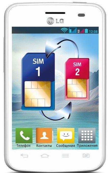 телефоны DUAL SIM