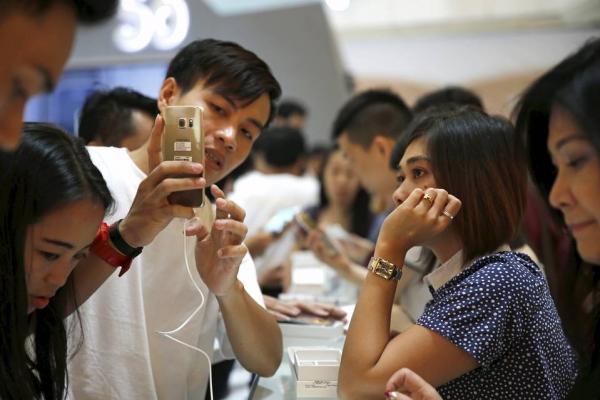 у смартфонов Samsung будет сборка в Индонезии