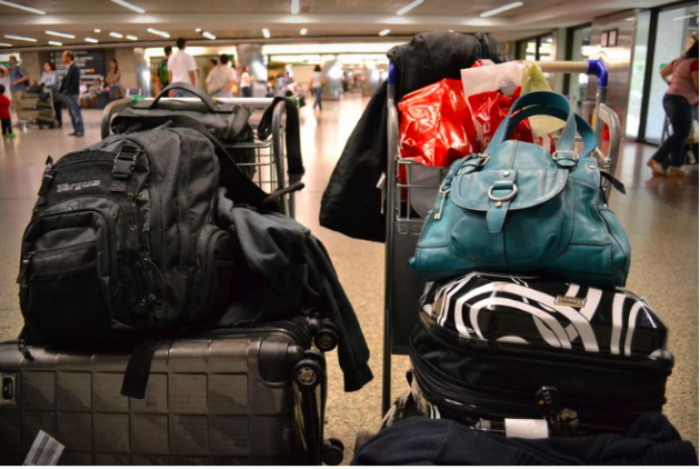 Samsonite и Samsung производят умный чемодан