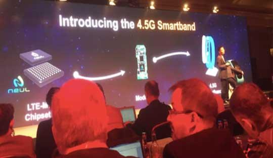 smartband 4.5G