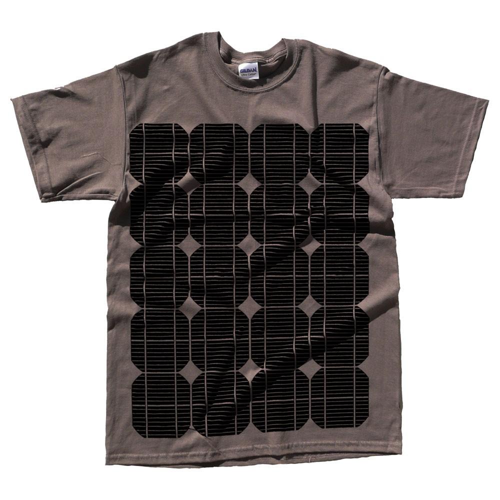 smart футболка на солнечных батареях