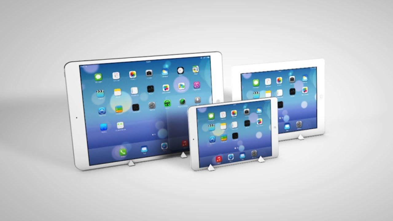iPad Pro с экраном 12,9 дюймов