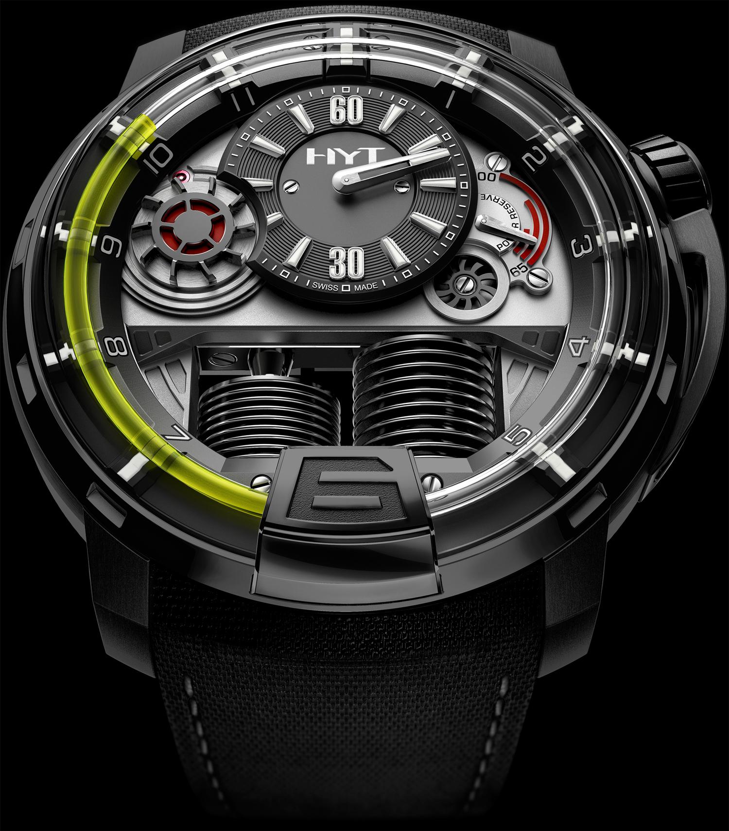 часы HYT H3