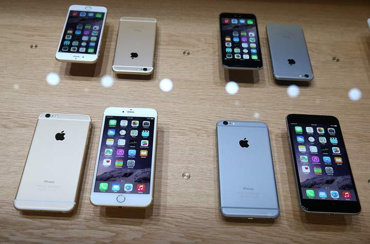 iPhone 6S 4,7 дюйма