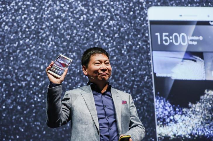 обзор Huawei P8 Max