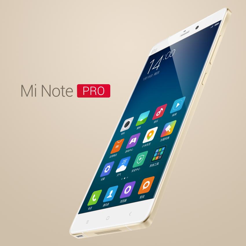 обзор Mi Note Pro