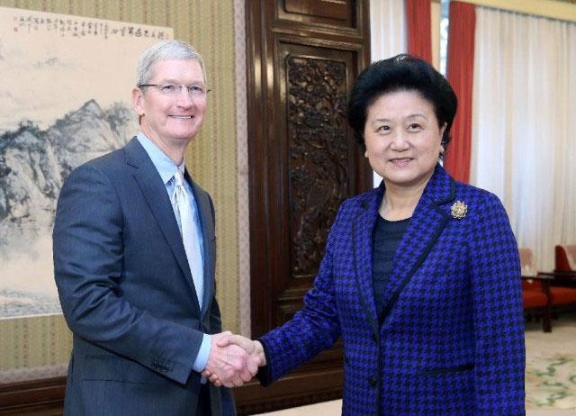 Apple за защиту окружающей среды в Китае