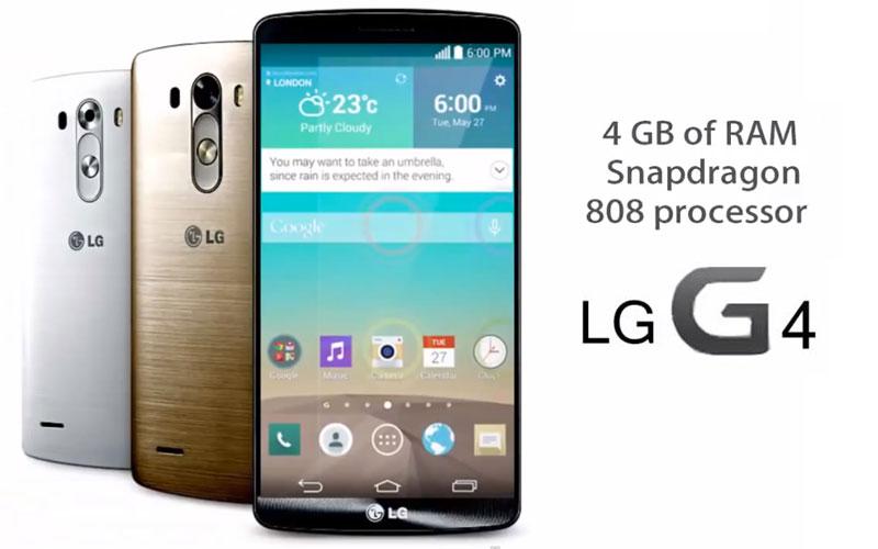 аксессуары для LG G4