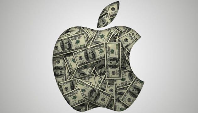 Apple компания на триллион долларов