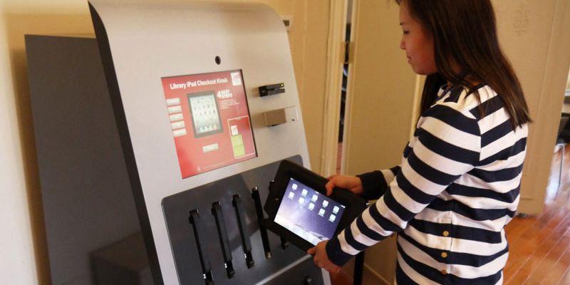 в США можно iPad брать в аренду