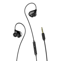 Вакуумные наушники Baseus Encok Wire Earphones H05 (stereo) (1.2M)