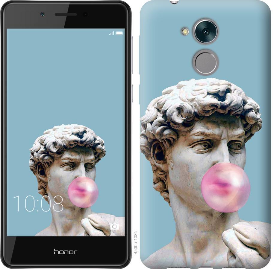 Чехол на Huawei Enjoy 6s Микеланджело