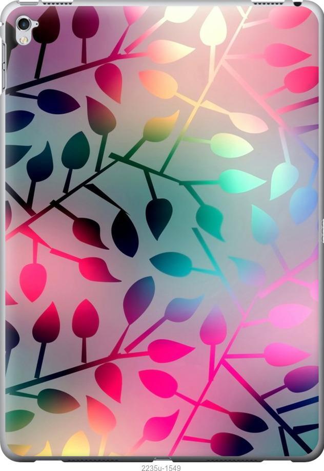 Чехол на iPad Pro 12.9 Листья