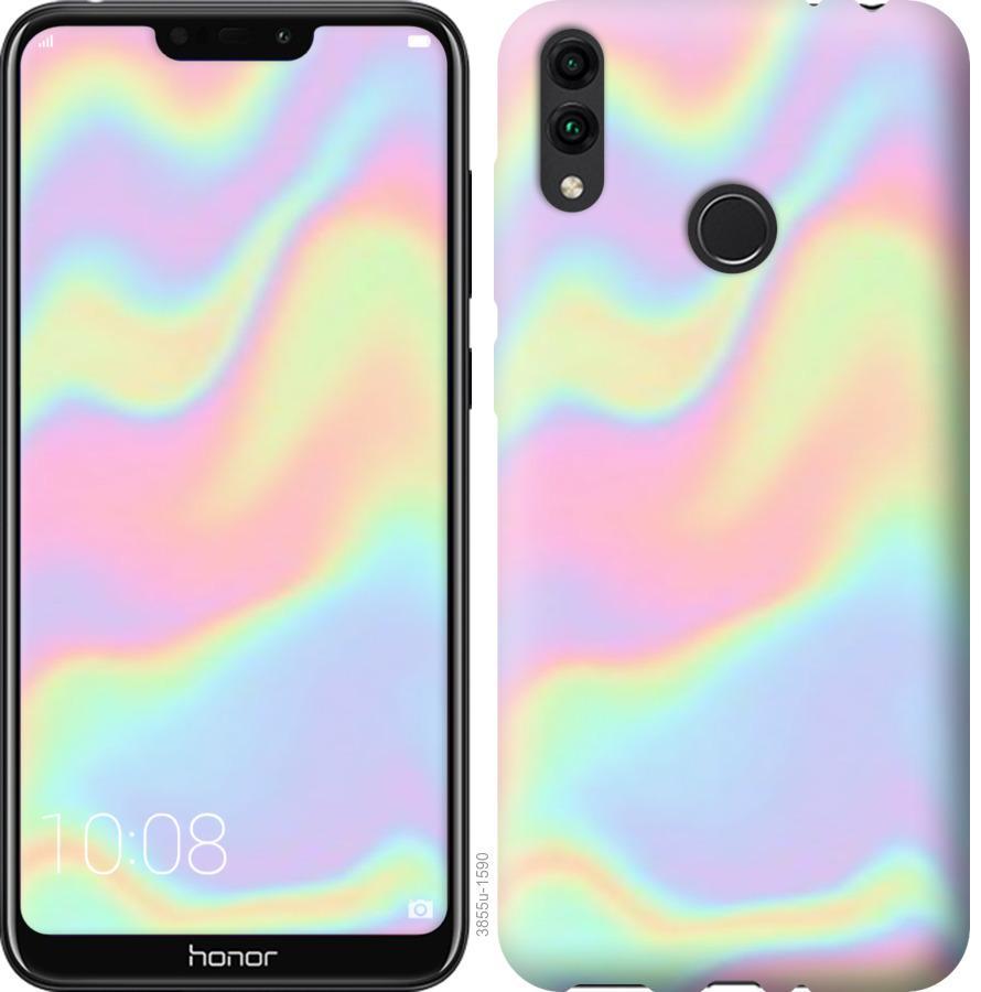 Чехол на Huawei Honor 8C пастель