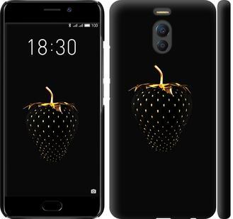 Чохол на Meizu M6 Note  Чорна полуниця