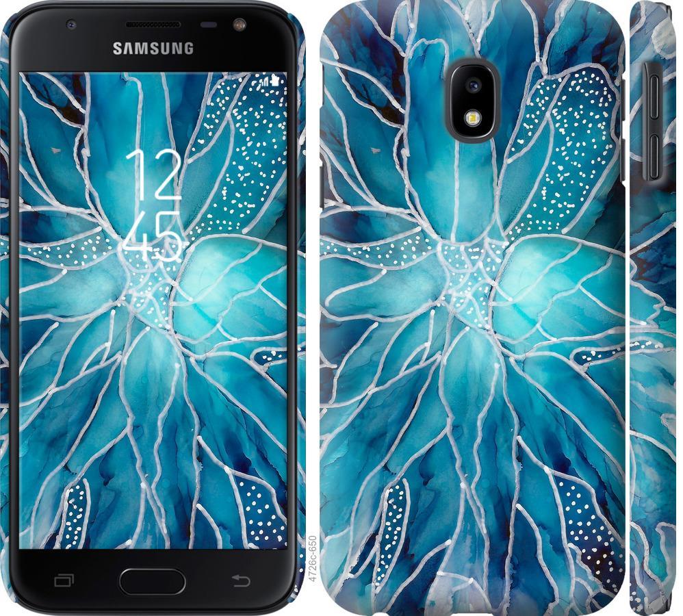 Чехол на Samsung Galaxy J3 (2017) чернило