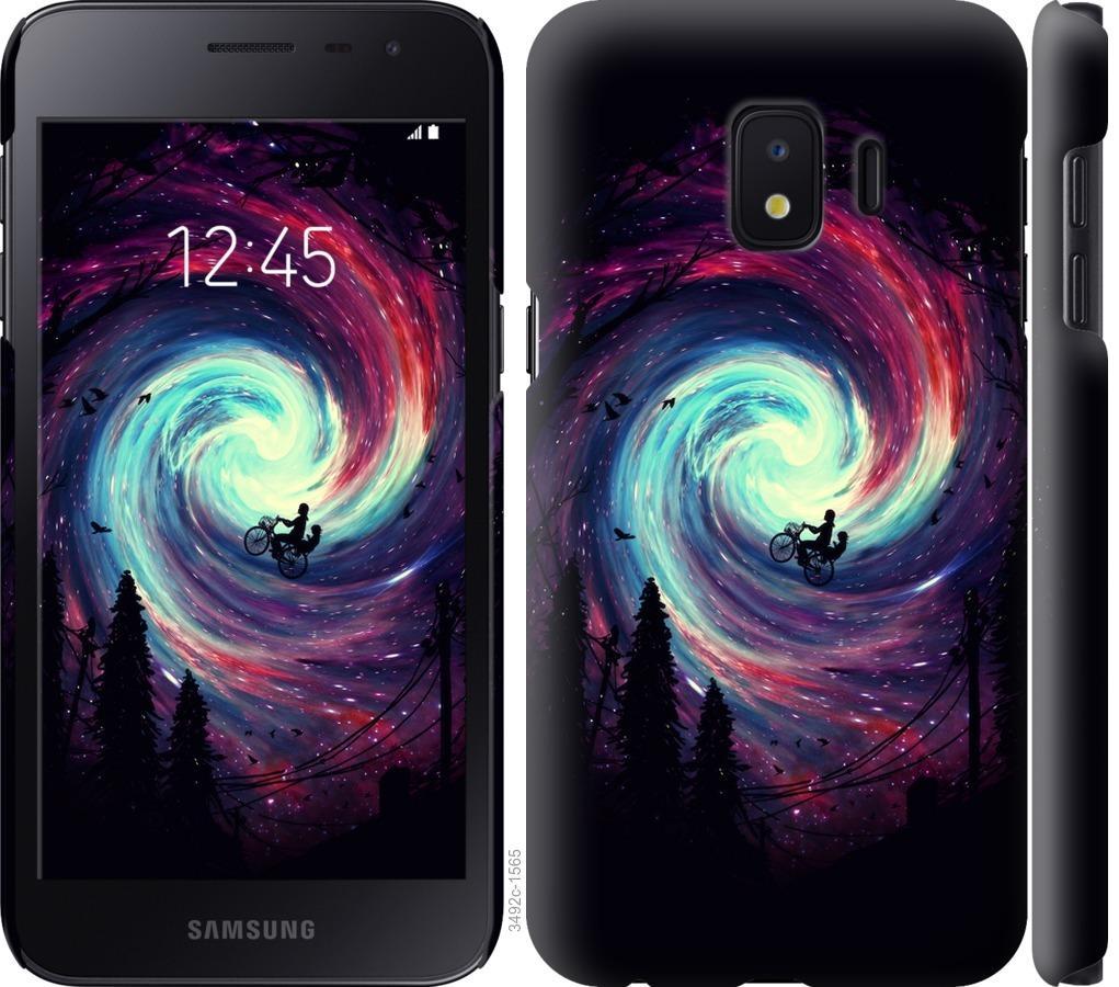 Чехол на Samsung Galaxy J2 Core Навстречу приключениям