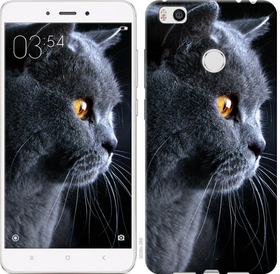 Чехол на Xiaomi Mi4s Красивый кот