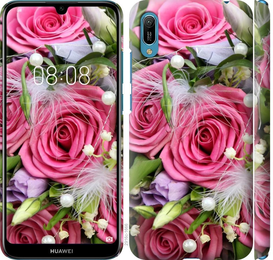 Чехол на Huawei Y6 2019 Нежность