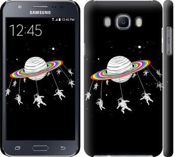 Чехол на Samsung Galaxy J7 (2016) J710F Лунная карусель