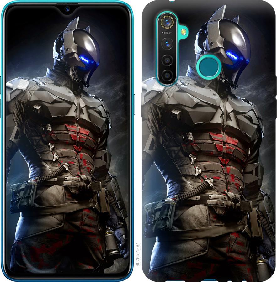 Чехол на Realme 5 Pro Рыцарь