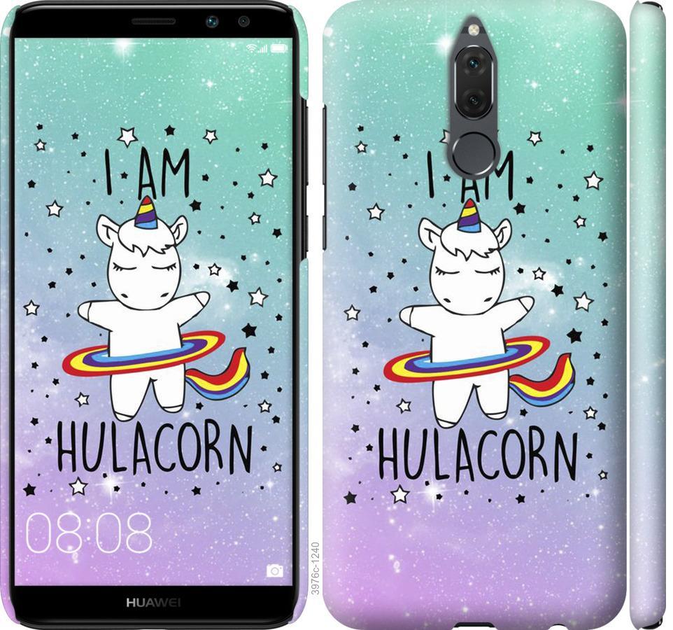 Чехол на Huawei Honor 9i Im hulacorn