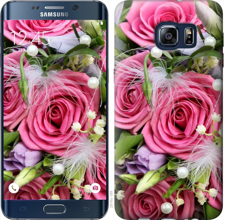 Чехол на Samsung Galaxy S6 Edge Plus G928 Нежность