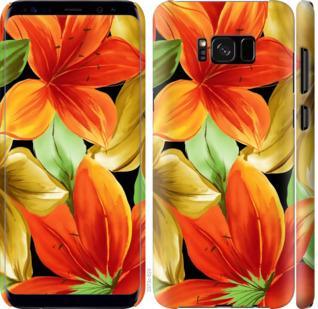 Чехол на Samsung Galaxy S8 Лилии