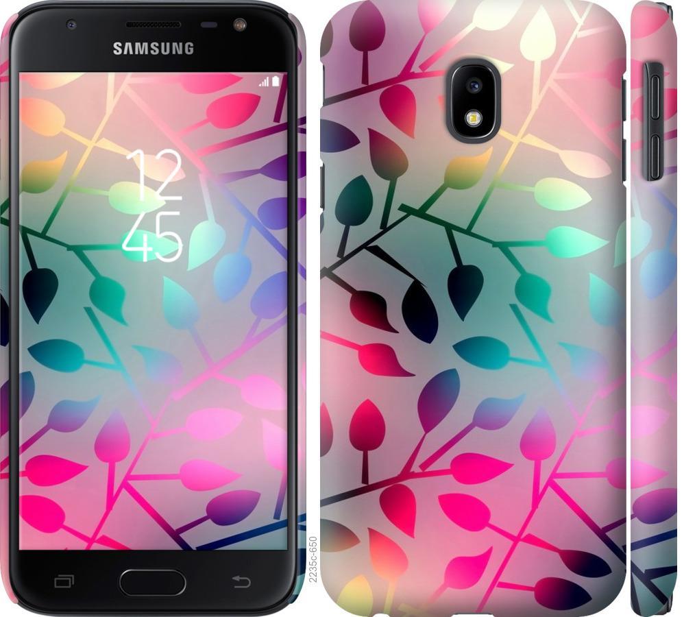Чохол на Samsung Galaxy J3 (2017)  Листя