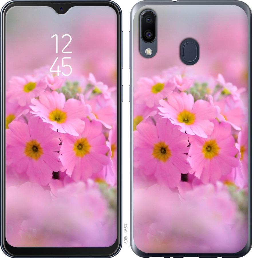 Чехол на Samsung Galaxy M30 Розовая примула