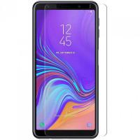 Защитная пленка 2.5D Nano для Samsung A750 Galaxy A7 (2018)