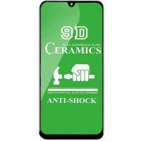 Защитная пленка Ceramics 9D (без упак.) для Huawei Y6p