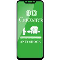 Защитная пленка Ceramics 9D для Huawei P Smart+ (nova 3i)