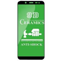 Захисна плівка Ceramics 9D для Samsung Galaxy J6+ (2018) (J610F)