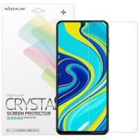 Защитная пленка Nillkin Crystal для Xiaomi Redmi Note 9 Pro