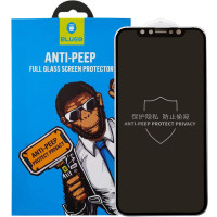 "Защитное 3D стекло Blueo Anti-peep Series для Apple iPhone 11 / XR (6.1"")"