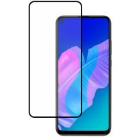 Защитное стекло 2.5D CP+ (full glue) для Huawei P40 Lite E