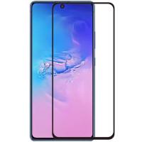 Защитное стекло 2.5D CP+ (full glue) для Samsung Galaxy S10 Lite