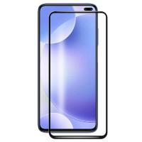 Защитное стекло 2.5D CP+ (full glue) для Xiaomi K30 / Poco X3 NFC / Poco X3/Mi 10T/Mi 10T Pro/X3 Pro