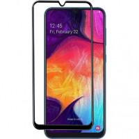 Захисне скло 3D Premium 111D (full glue) для Samsung Galaxy A01
