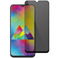 Защитное стекло Privacy 5D (full glue) для Samsung A20/A30/A30s/A50/A50s/M30/M30s/M31/M21